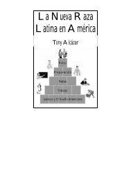 La Nueva Raza Latina en América - Revista Buena Gente