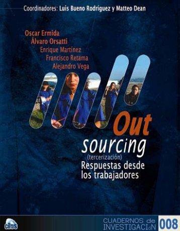outsourcing (tercerización) respuestas desde los ... - Luz y Fuerza