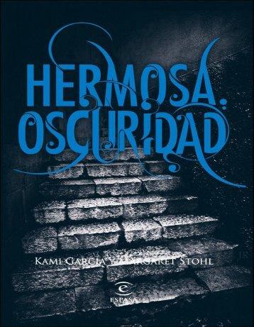 Hermosa oscuridad – Kami Garcia