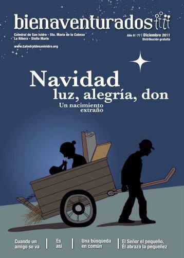10. Bienaventurados - diciembre 2011 - Catedral de San Isidro