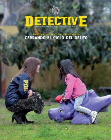 Revista 156 - Policía de Investigaciones de Chile