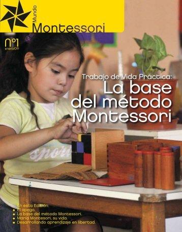 sistema Montessori - Centro Montessori