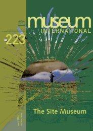 La Presentacin e Interpretacin de Sitios Rituales: el Caso ... - Unesco