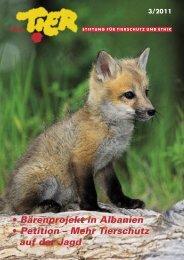 Heft 3/2011 - Pro Tier