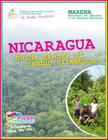 Nicaragua Unida frente al Cambio Climático. 2007 - ¿Que es sinia?