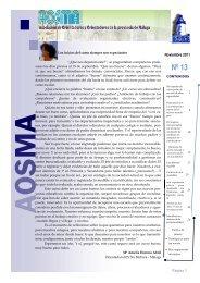 Revista Nº 13 - APSIDE Asociación Psicopedagogía Euskadi