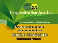 Presentación del modelo pedagógico de la ... - ACI Américas