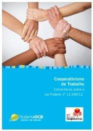 Novos tempos para o cooperativismo de trabalho - Sescoop