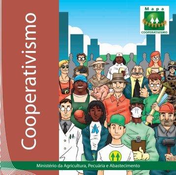 Cooperativismo - Ministério da Agricultura, Pecuária e Abastecimento