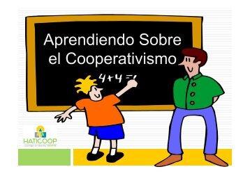Bandera del Cooperativismo - haticoop
