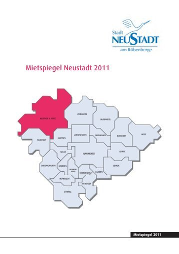 Mietspiegel Neustadt a. Rbge. - Pro Wohnen Hamburg
