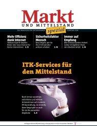 TK-Special Markt und Mittelstand - PR Partner