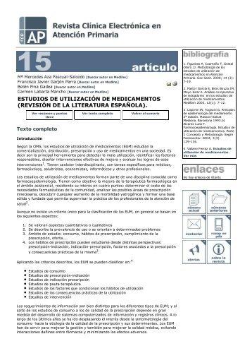 Medicamentos análogos de la insulina Artículo de revisión