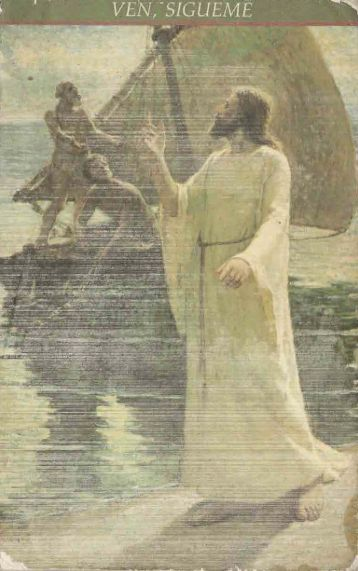 ven sigueme, guia de estudio del sacerdocio 1987