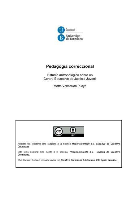 Pedagogía Correccional
