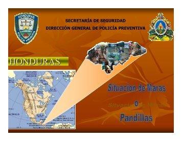Presentacion Honduras - OAS