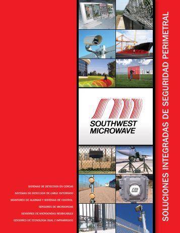 Folleto – Corporativo y Lista de Productos - Southwest Microwave, Inc.