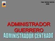 ADMINISTRADOR GUERRERO GUERRERO - AP Legis