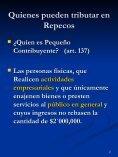 Quienes NO pueden tributar en Repecos - FEyRI - Page 2