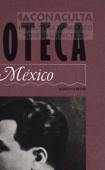 Biblioteca de México - Red Nacional de Bibliotecas