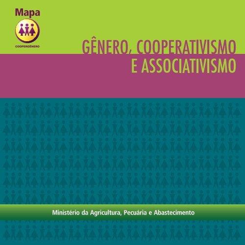 Gênero, Cooperativismo e Associativismo - Ministério da Agricultura ...