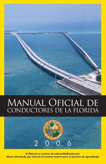 Manual del conductor maryland motor vehicle administration