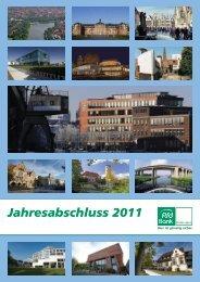 Jahresabschluss 2011 - PSD Bank Westfalen-Lippe eG
