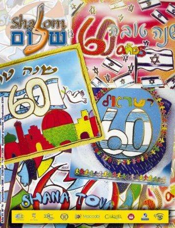 Fernando R. Freudenthal (presidente) - Revista Shalom