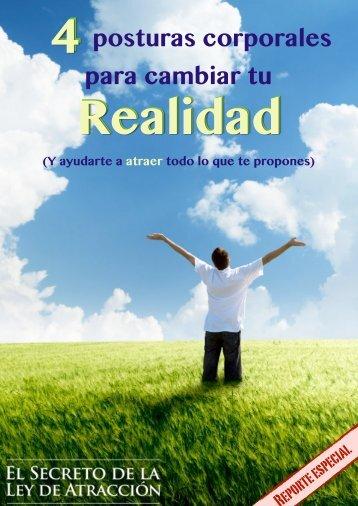 posturas corporales para cambiar tu Realidad