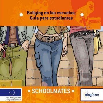 """Guía contra el bullying homófobo """"Schoolmates"""" - Familias por la ..."""