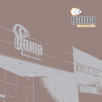 Descárgate la presentación corporativa - Gama decoración