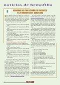 Revista completa - Hemofilia - Page 6