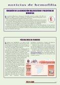 Revista completa - Hemofilia - Page 7