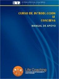 curso de introducción al coaching manual de apoyo