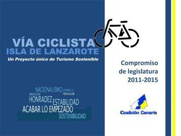 Vía Ciclista Isla de Lanzarote