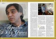 Entrevista con Agustín Díaz Yanes - Las Ventas