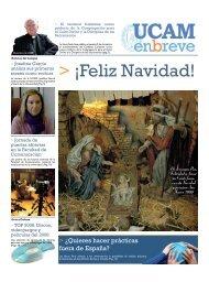¡Feliz Navidad! - Universidad Católica San Antonio de Murcia