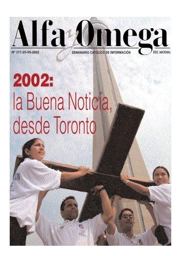 EDIC. NACIONAL SEMANARIO CATÓLICO DE ... - Alfa y Omega