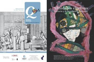 Afinidades electivas - Instituto de Historia de la Medicina y de la ...