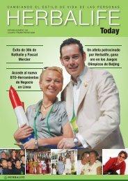 December 2008 - los Productos Herbalife