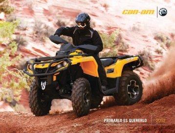 ATV 2012 - Mundo Spyder