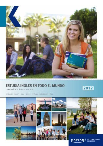 estudia inglés en todo el mundo - Kaplan International Colleges