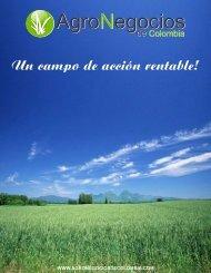 catalogo maquinaria pdf - Agro. Colombia