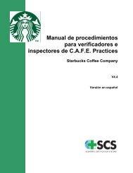 Manual de procedimientos para verificadores e inspectores de ...