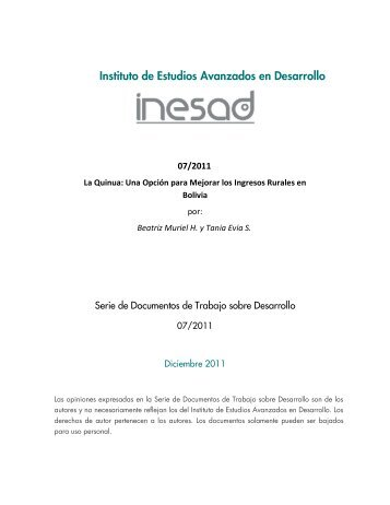 07/2011 - INESAD