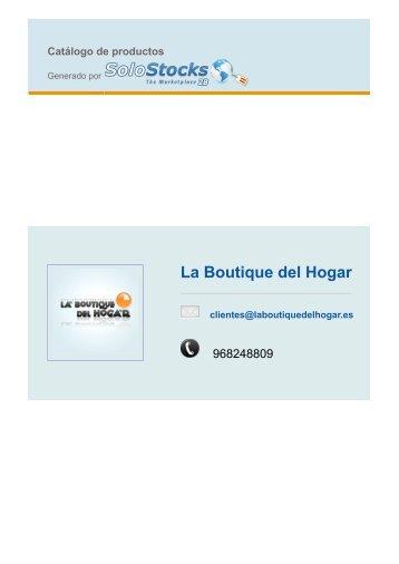 La Boutique del Hogar