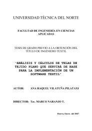 tesis textil.pdf - Repositorio UTN