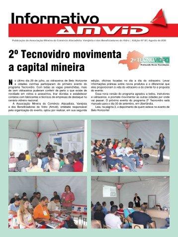 12 ª Edição - Agosto e Setembro de 2011 - Amvid