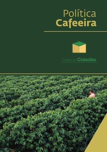 Cafeeira - Ministério da Agricultura, Pecuária e Abastecimento