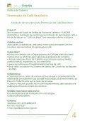 Cafeeira - Ministério da Agricultura, Pecuária e Abastecimento - Page 4